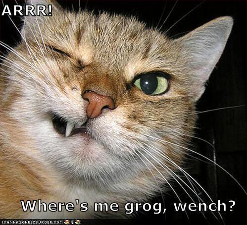 Grog for me!
